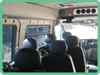 Other Seating Inside Minibuses